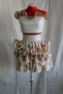 Rustic Woodland Costume Made in Australia