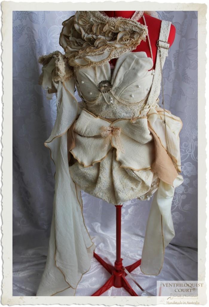 High-fashion Bird Nest Organic Cotton Dress