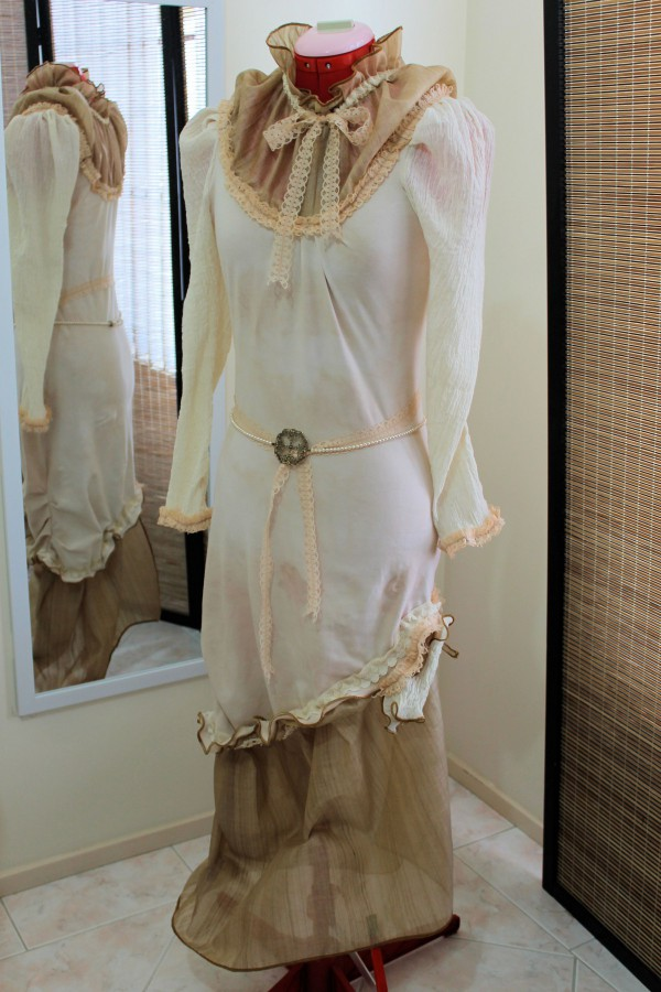 Custom Steampunk Dress - Custom-Made in Australia