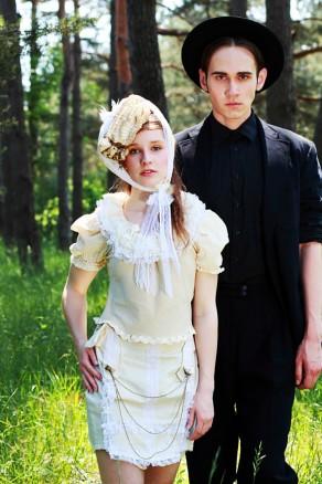 Romantic Cottage Costume Custom-Made in Australia