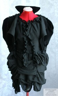 'Mourning' by VENTRILOQUIST COURT®
