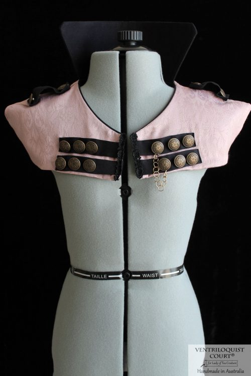 Circus Ringmaster Capelet, Various Colours