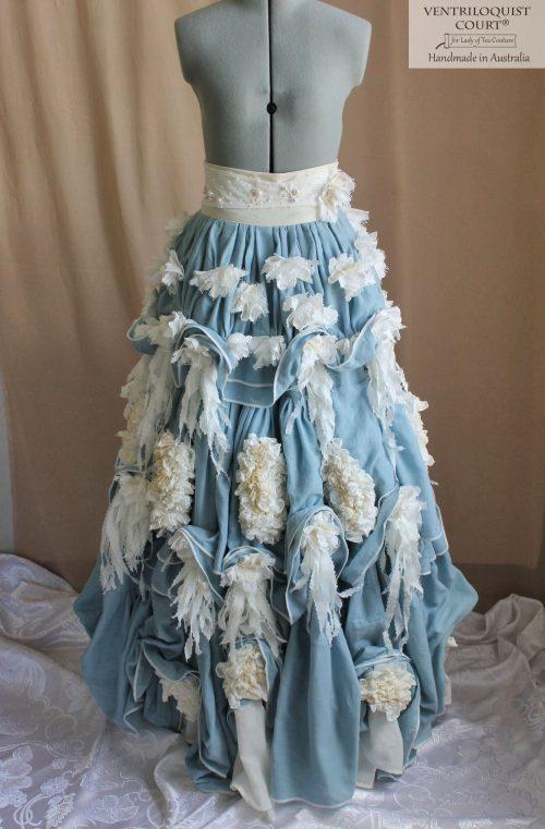 Bohemian Tattered Petticoat - Custom-Made in Australia