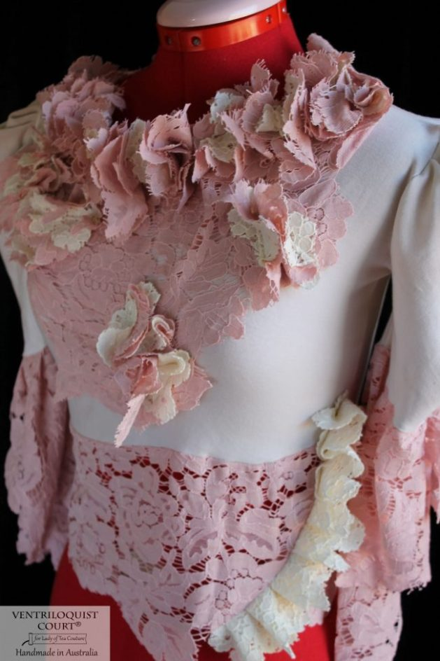 Romantic Blouse for Seaside, Beach, Lake, & Cottage Weddings & Occasions