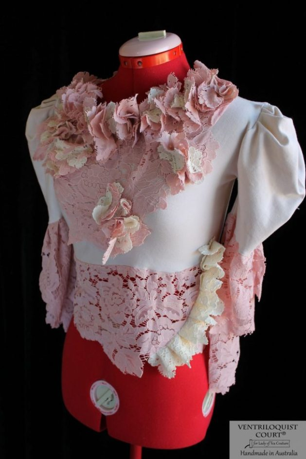 Boho Chic Floral Buds Blouse