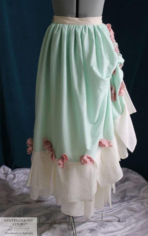 Ethereal Long Skirt for Beach, Lake, & Cottage Garden Weddings