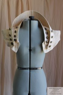 Sci Fi Costume Collar Capelet - Custom-Made in Australia
