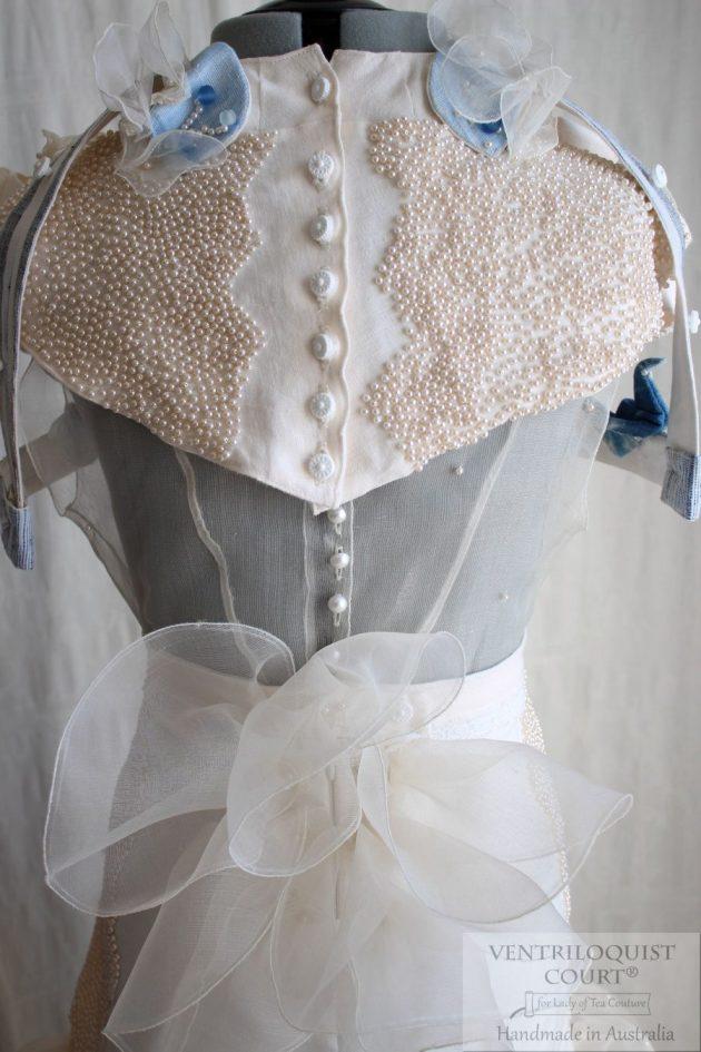 Beaded Formal Dress, Eco-friendly Dress