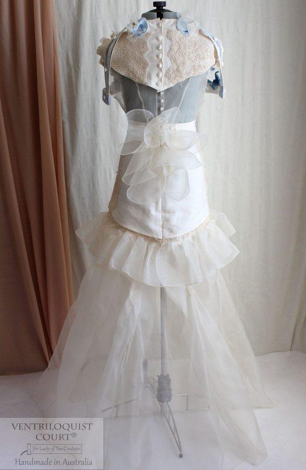 High Fashion Avant- Garde Dress