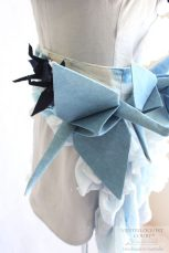 Origami Bird Dress Handmade in Australia