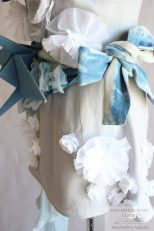 Fashion Art Dress Handmade in Australia