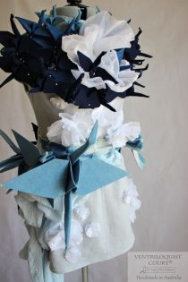 High Fashion Art Dress by VENTRILOQUIST COURT®