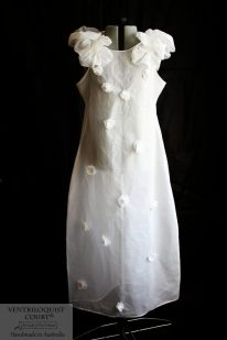 Front View: Poetess A-Line Dress
