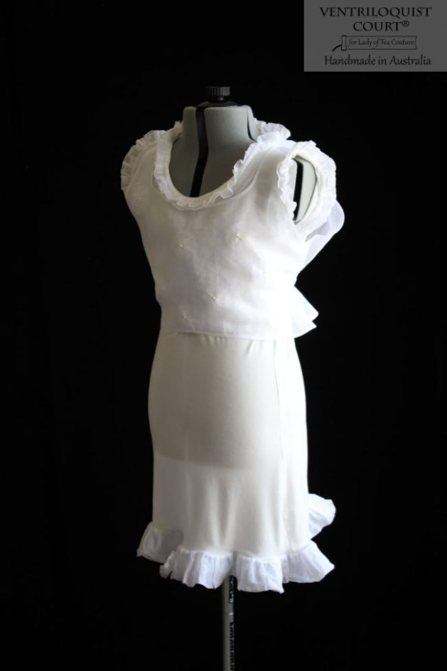 Boho Style Clothing - Handmade Clothing Website Ventriloquist Court®