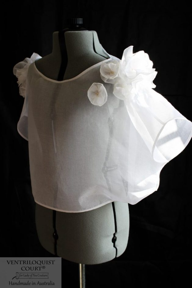 Handmade Romantic Sheer Clothing - Ventriloquist Court®