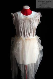 Unique Fashionista Tulle Dress Made in Australia