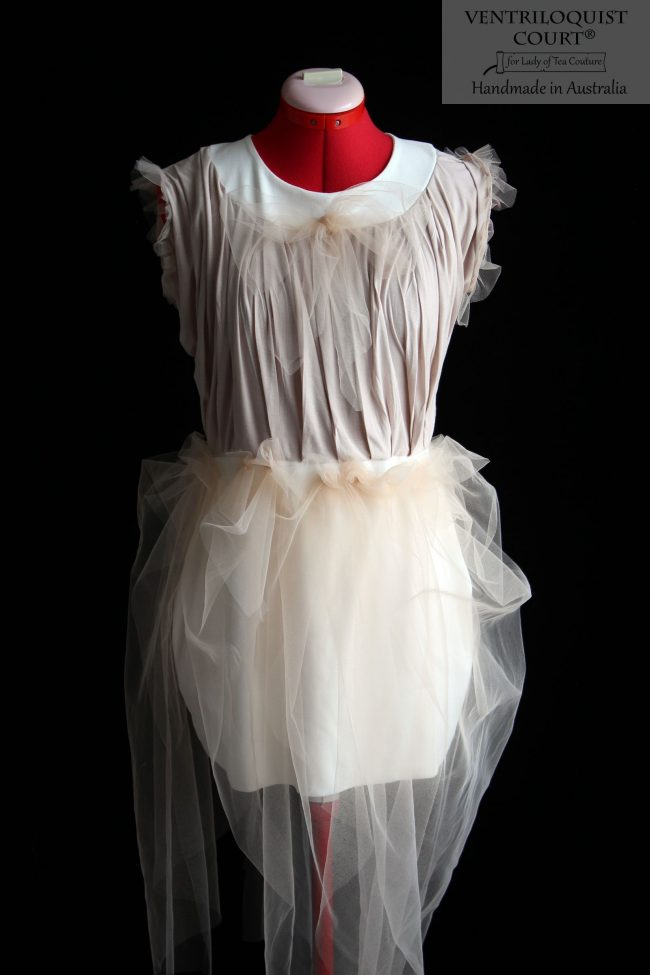 Tulle Dress from Online Boutique Store Ventriloquist Court®