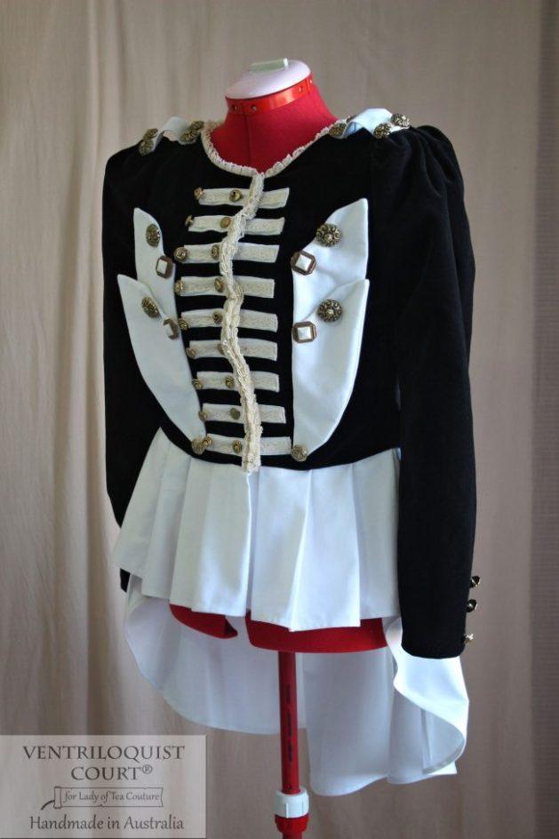 Steampunk Circus Style Jacket - Online Steampunk Store Ventriloquist Court®