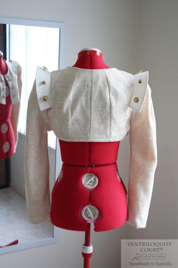 Sci fi jacket women