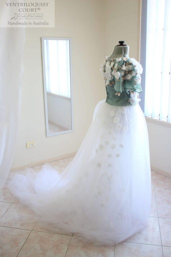 Bohemian Wedding Gown - Bridal Designer Store Ventriloquist Court®