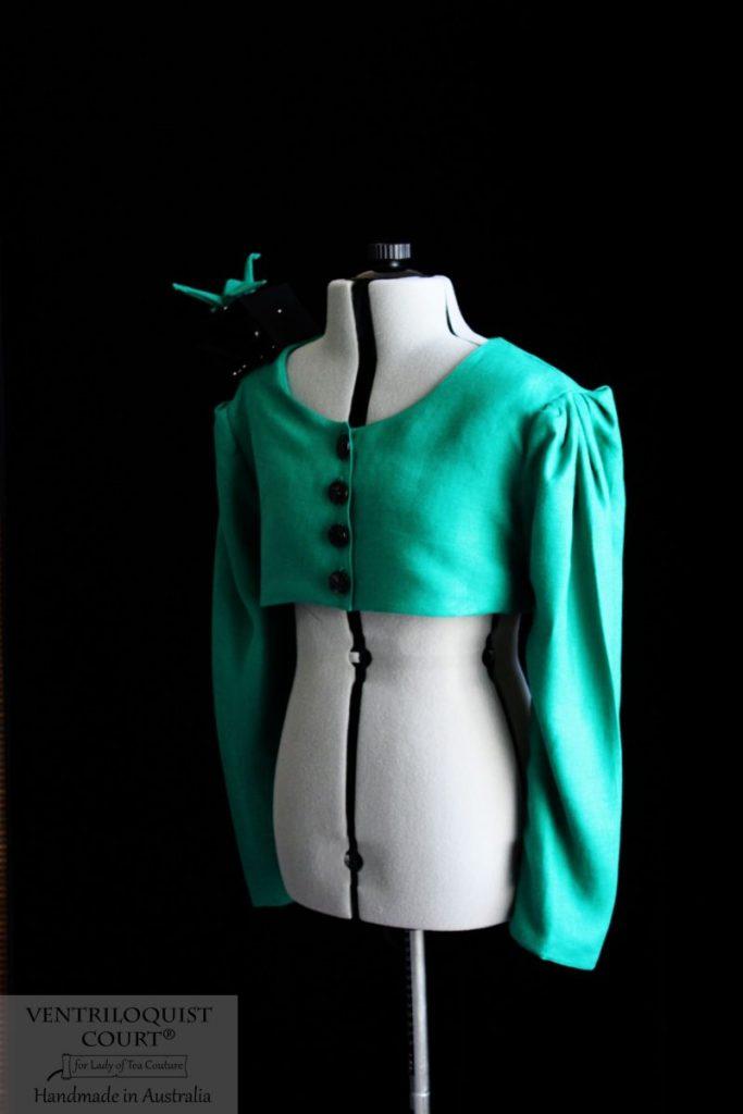 Green Harajuku Jacket