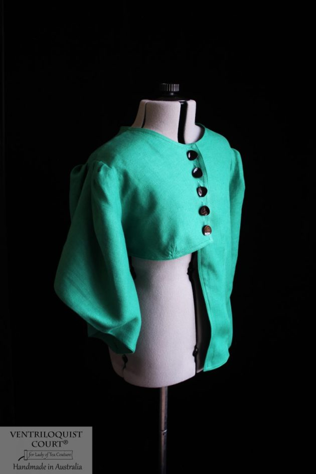 Avant-Garde Jacket - Online Clothing Store Ventriloquist Court