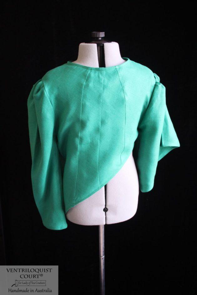 Women's linen clothing - Ventriloquist Court