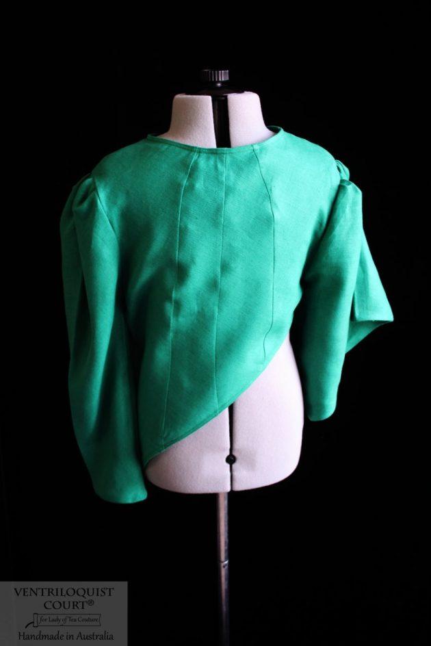 Designer Women's Linen Jacket