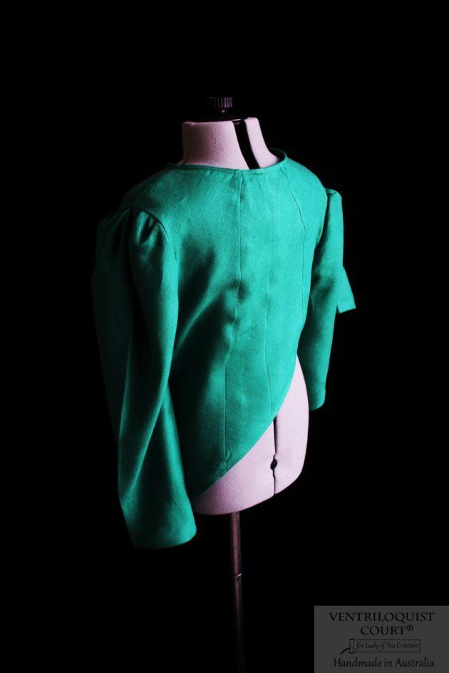 Designer Linen Jacket