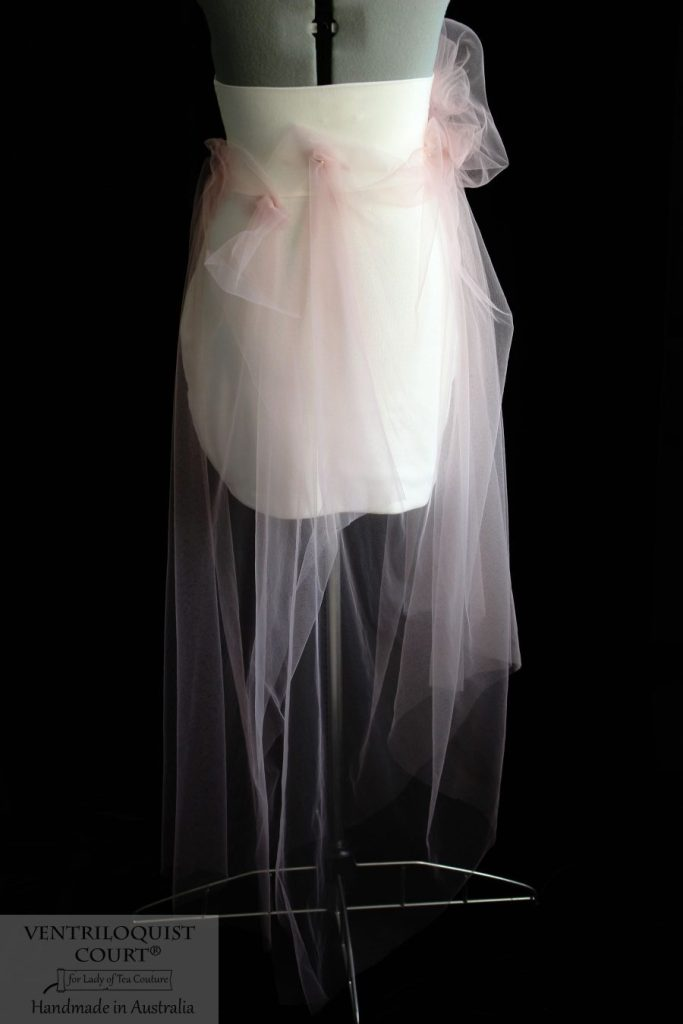 Cosplay tulle skirt