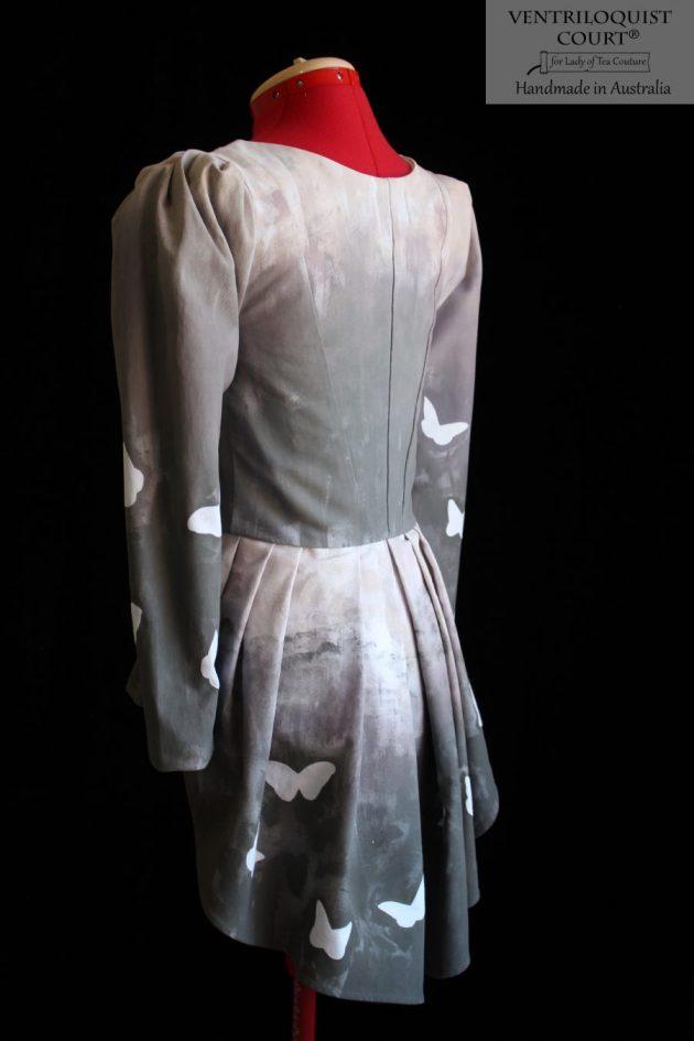 Romantic Victorian style jacket handmade in Australia