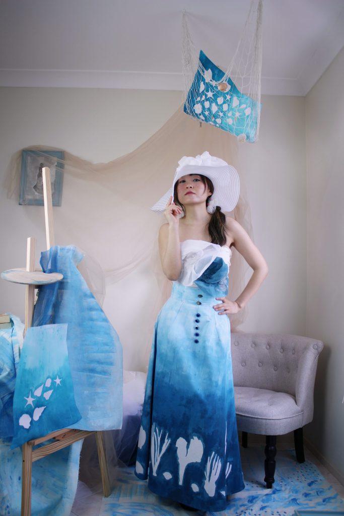 Handmade Art Clothing Made in Australia